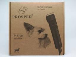Máquina De Tosa Prosper P-1700 Com 4 Pentes Para Corte (bv)
