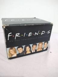 Box DVD Friends 10 Temporadas - Aceito Cartão