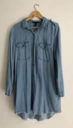 Vestido camisete jeans da forever 21, comprada nos EUA!