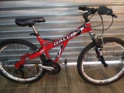 Bicicleta aro 26 adulto de alumínio