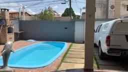 LDCA0965 Alugo casa excelente em cidade verde com 4 quartos 2 suítes com piscina