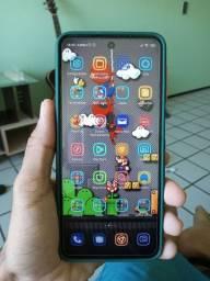 Redmi Note 9s 128gb Branco Com Caixa e Acessórios Novíssimo