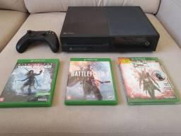Xbox One + 2 Controles + Kinect + 27 Jogos Originais