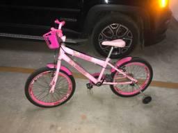 Bicicleta Barbie Aero
