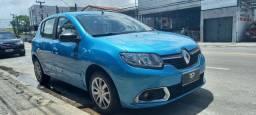 Renault sandero EXPRESSION 1.6 2015 com GNV