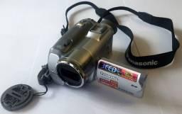 Filmadora Digital Panasonic NV-GS180 MiniDV 3CCD Zoom Óptico 10x
