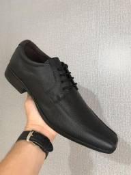 Sapato Social Preto N. 40