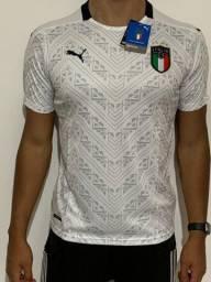 Seleção Itália - Camisa Uniforme 2020/2021