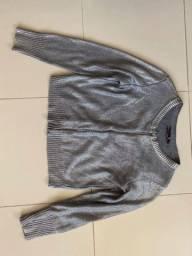 Casaquinho tricô
