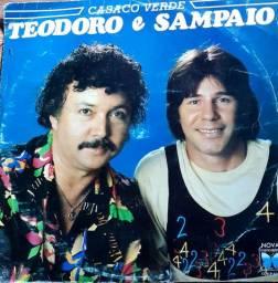 LP TEODORO E SAMPAIO, CASACO VERDE