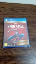 Jogo de PS4 Spiderman lacrado! sou de Itu