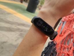 Xiaomi mi band 5 - 1 mês de uso