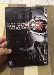 Box - O Exterminador do Futuro (Quadrilogia)