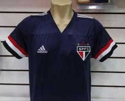 Camisa do São Paulo Adidas Novos Modelos 2020
