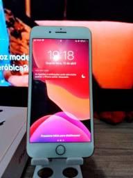IPhone 8 plus 256gb nota fiscal cxa aceito cartão