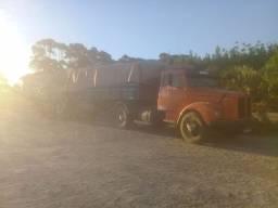 Caminhão Scania 111s