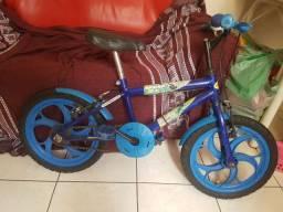 Bicicleta aro 16 infantil 120,00