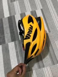 Capacete bike RAVA NOVO