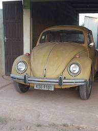 Fusca 1500 1972 Amarelo Colonial
