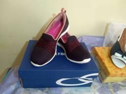 Sapatos semi (novos mesmo) qualquer peça R$ 70.00