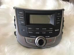 Rádio HB20 ano 2015 novo, nunca foi usado!!!