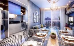 Residencial Aquino, apartamentos com 49 m², 2 dorms, varanda e lazer completo em Campinas!