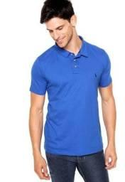 Camisas polo de golas cores variadas