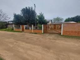 Velleda oferece belíssima casa a 20 metros asfalto, troca sítio 2 hectares
