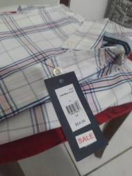 Camisa Social Original Tommy Hilfiger