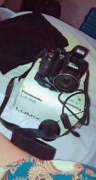 Câmera Digital 16,1mp - Panasonic Lumix Lz30, Zoom 35x<br>