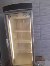 Freezer metalfrio ar forçado