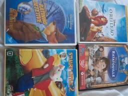 Infantis DVDs