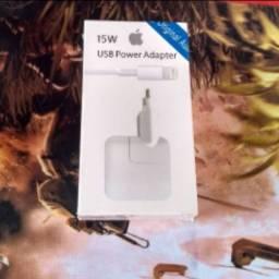 Carregador iPhone Fonte e cabo