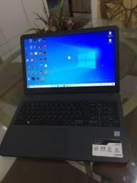 Notebook Sansung expert corei5 oitava geração 8gb