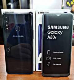 Samsung a20s zerado