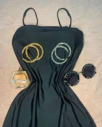 Promoção Vestido de alcinha com bojo $50