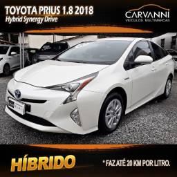 Toyota Prius Hybrid 1.8 2018 Automático - Híbrido