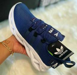 Ténis addidas maverik azul marinho!!