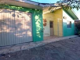 Casa com 3 dormitórios para alugar, 120 m² por R$ 1.120,00/mês - Aparecida - Alvorada/RS