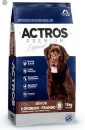 Ração Actros Sênior Premium Especial 15kg