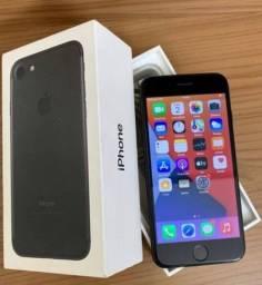 iPhone 7 black 32gb 12x sem juros