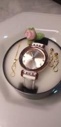 Relógio barato kit