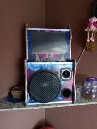 Maquina de música...