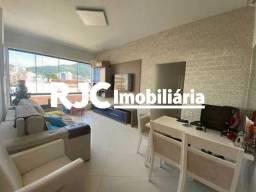 Apartamento à venda com 3 dormitórios em Tijuca, Rio de janeiro cod:MBAP33528