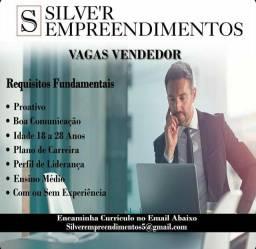 VAGAS DE EMPREGO - COMISSÃO