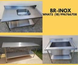 equipamentos de cozinha industrial total inox  direto de fabrica