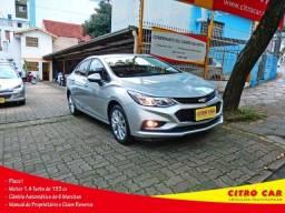 Chevrolet Cruze 1.4 Turbo LT Automático 2017 Impecável