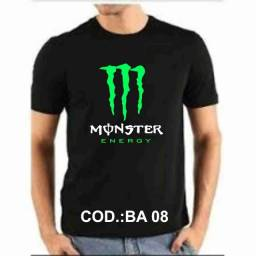 Camiseta Monster