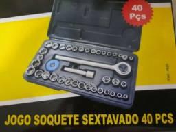 CHAVE Catraca 40 Peças entrega Grátis