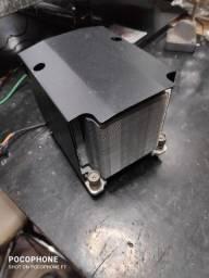 Cooler computador processador
